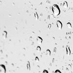 Picăturile de ploaie ca oportunitate foto